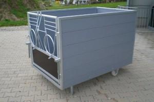 Kälberbox fahrbar (2)